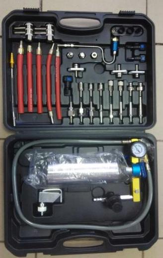 Набор для промывки инжектора своими руками